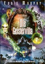Die Geistervilla - Poster