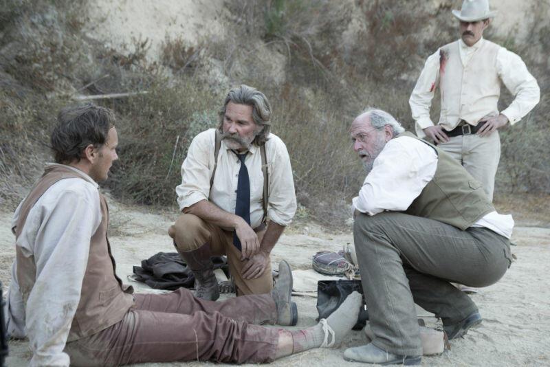 Bone Tomahawk mit Kurt Russell und Matthew Fox