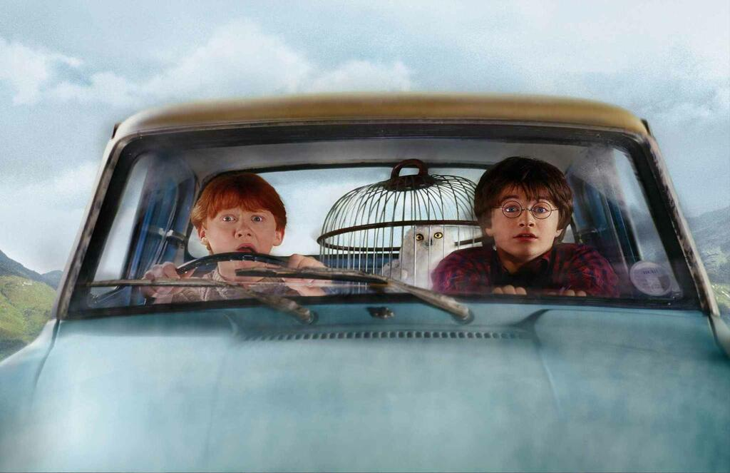 Harry Potter Und Die Kammer Des Schreckens Trailer Deutsch