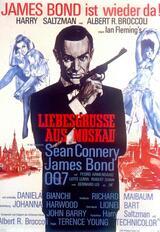 James Bond 007 - Liebesgrüße aus Moskau - Poster