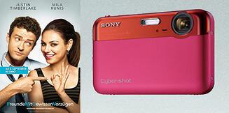 DSC-J10 Sony Kamera