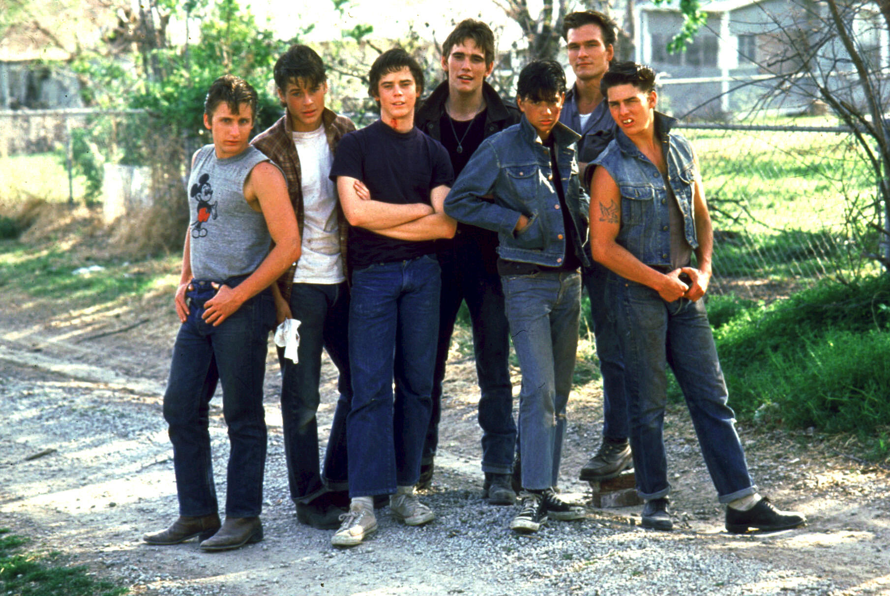 The Outsiders Tv Show Fashion