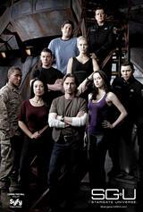 Stargate Universe - Poster