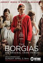 Die Borgias - Sex. Macht. Mord. Amen. Poster