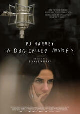 PJ Harvey - A Dog called Money - Poster