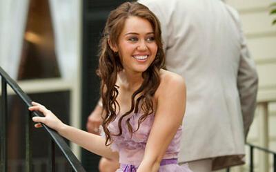 Miley Cyrus in Mit Dir an meiner Seite