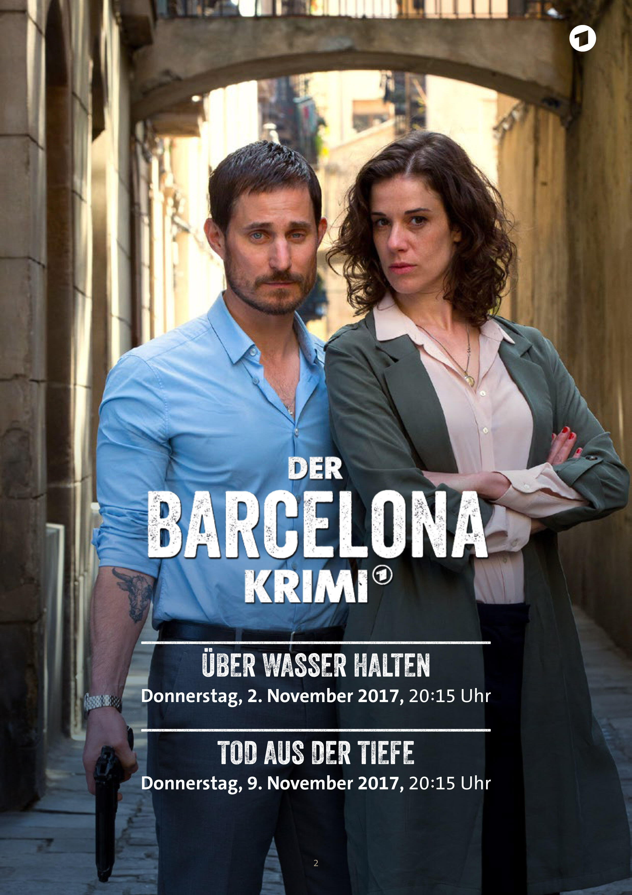 Barcelona Krimi Sendetermine