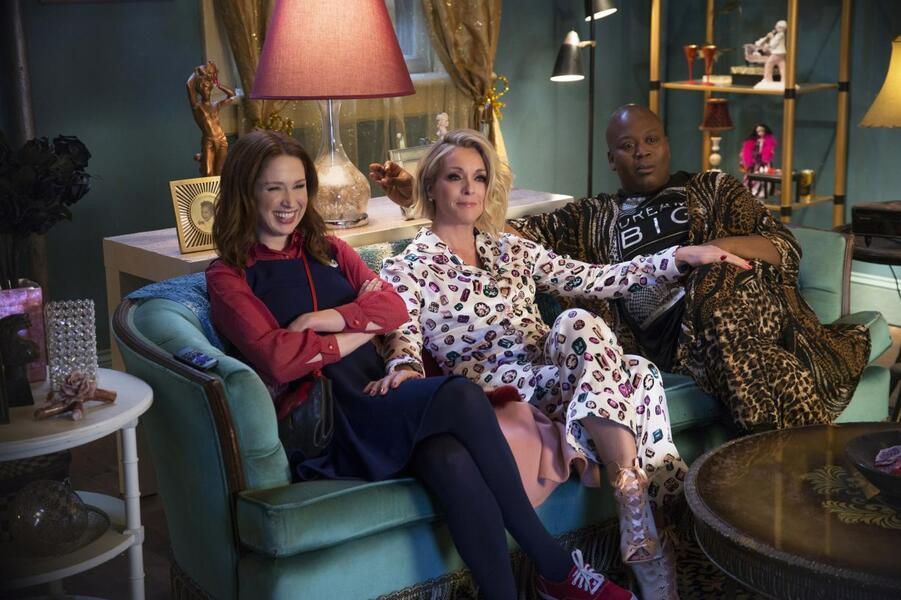 Unbreakable Kimmy Schmidt - Staffel 4 mit Ellie Kemper, Jane Krakowski und Tituss Burgess