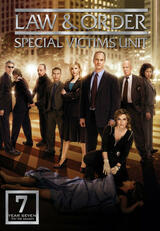 Law & Order: New York - Staffel 7 - Poster