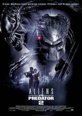 Aliens vs. Predator 2 - Poster