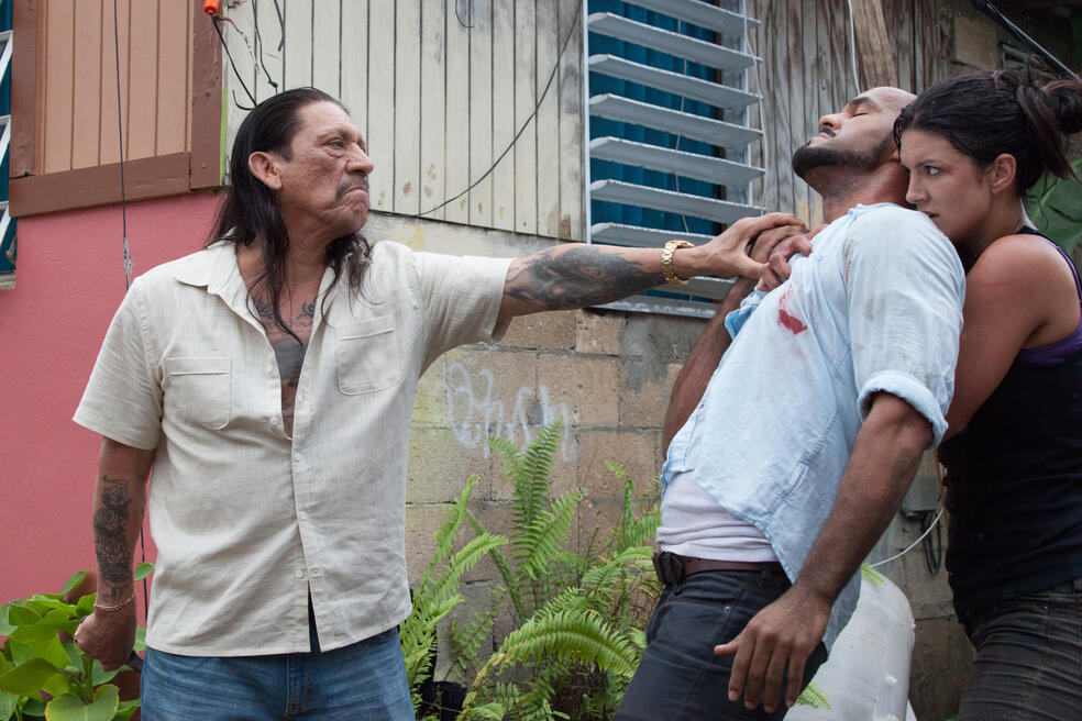 In the Blood mit Danny Trejo, Gina Carano und Amaury Nolasco