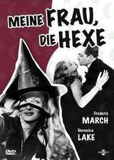 Meine Frau, die Hexe - Poster