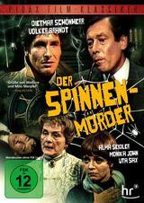 Der Spinnenmörder - Poster