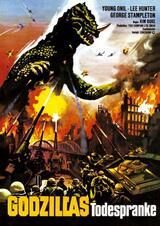Godzillas Todespranke - Poster