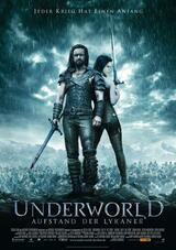 Underworld: Aufstand der Lykaner - Poster