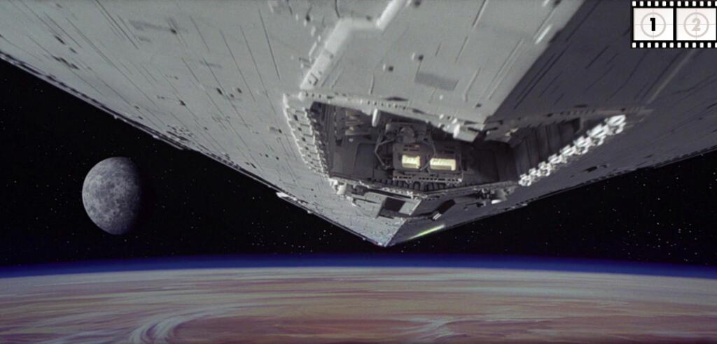 ILMs Erstling: Star Wars