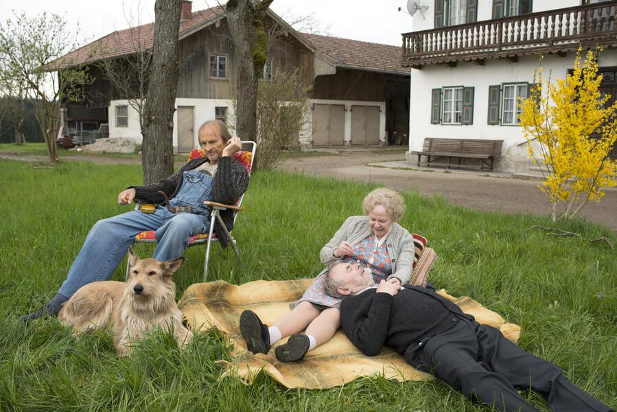 Grießnockerlaffäre mit Eisi Gulp und Branko Samarovski
