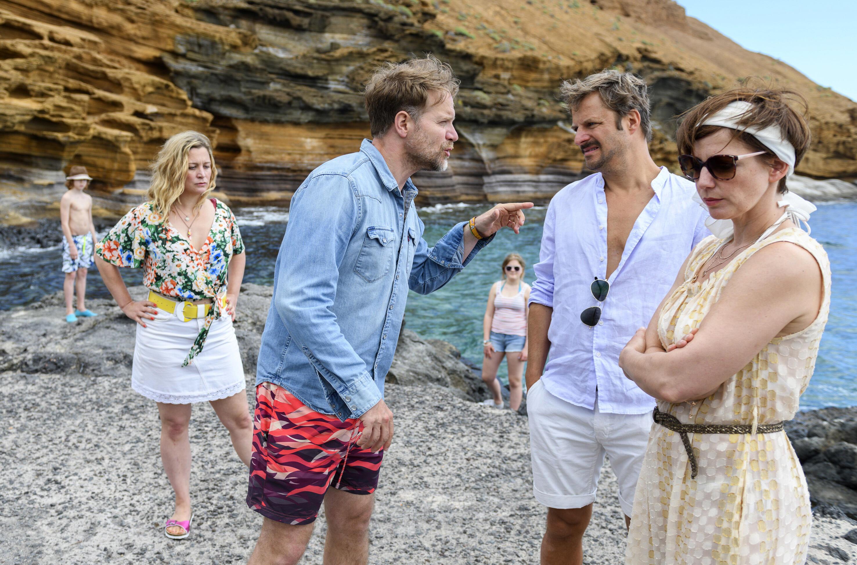Ein Ferienhaus Auf Teneriffa Film