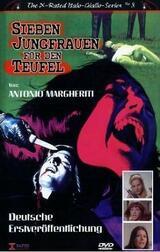 Sieben Jungfrauen für den Teufel - Poster