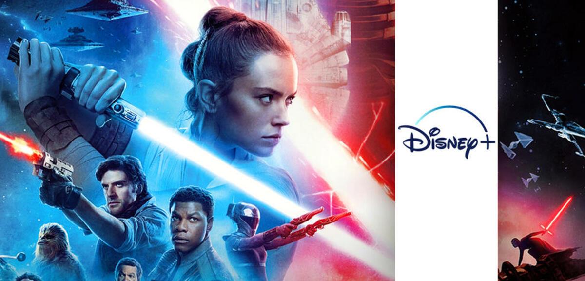 Star Wars Streamen