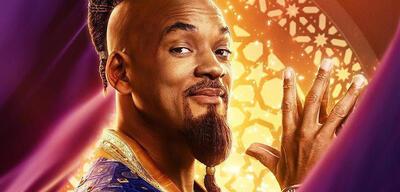 Disneys Aladdin: Will Smith als Dschinni