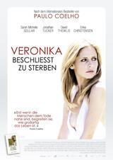 Veronika beschließt zu sterben - Poster