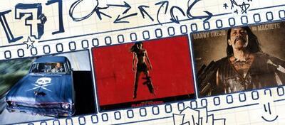 Kultivierte Trash-Filme - Meine glorreichen Sieben