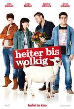 Heiter bis wolkig Poster