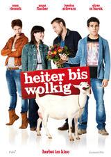 Heiter bis wolkig - Poster
