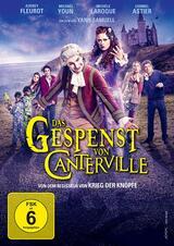 Das Gespenst von Canterville - Poster