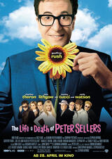 The Life and Death of Peter Sellers - Poster