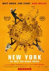 New York - Die Welt vor deinen Füßen Poster
