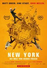 New York - Die Welt vor deinen Füßen - Poster