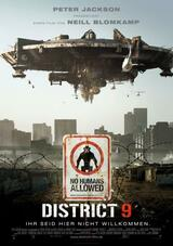 District 9 - Poster