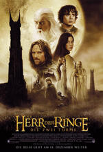 Der Herr der Ringe: Die zwei Türme Poster