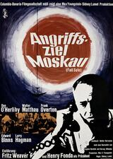 Angriffsziel Moskau - Poster