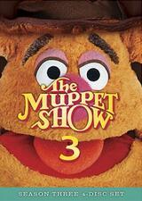 Die Muppet Show - Staffel 3 - Poster