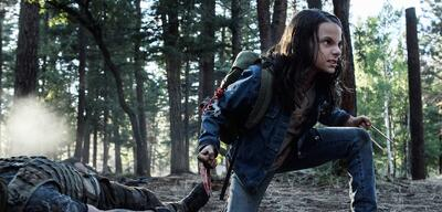 Dafne Keen als X-23 in Logan