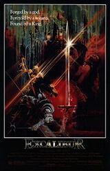 Excalibur - Poster