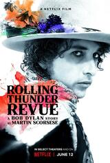 Rolling Thunder Revue: A Bob Dylan Story by Martin Scorsese - Poster
