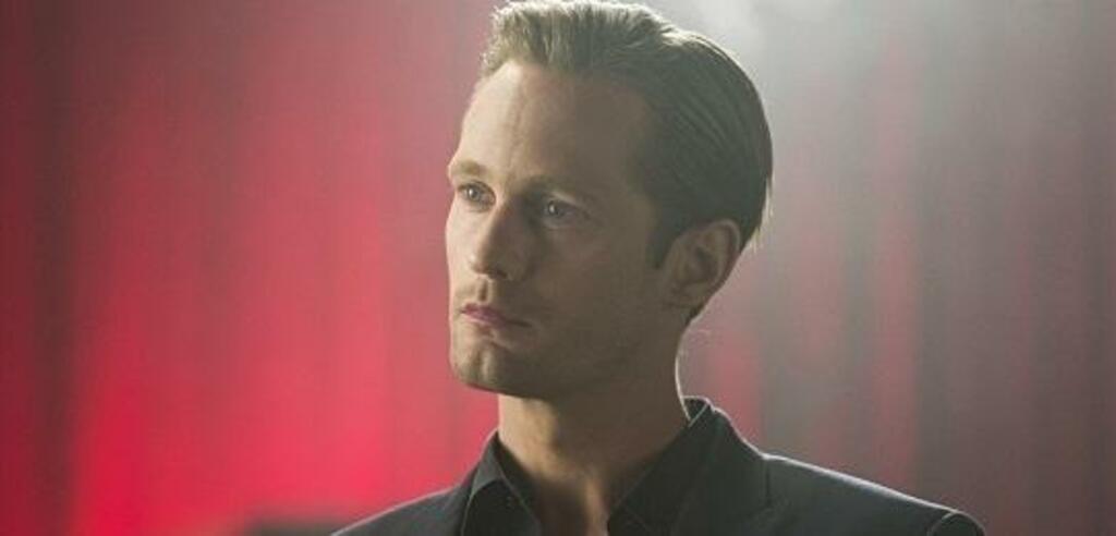 Alexander Skarsgard in True Blood