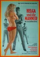 Helga und die Männer - Die sexuelle Revolution - Poster