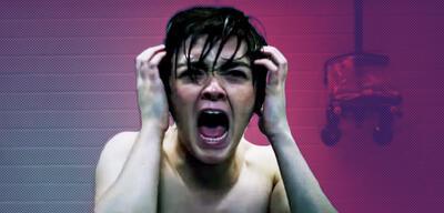 New Mutants - Maisie Williams schreit unter der Dusche