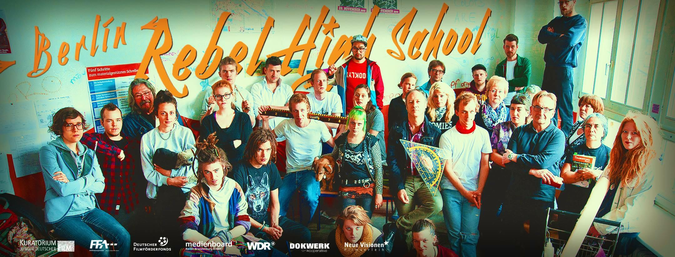 Berlin Rebel High School Stream