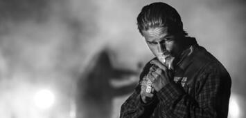Bild zu:  Charlie Hunnam als Jax Teller in Sons of Anarchy