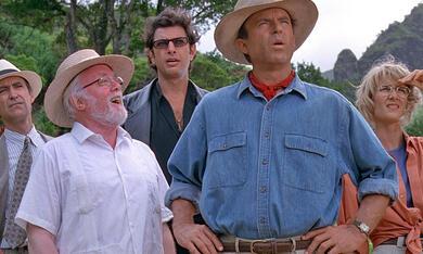Jurassic Park mit Jeff Goldblum, Sam Neill, Laura Dern und Richard Attenborough - Bild 1