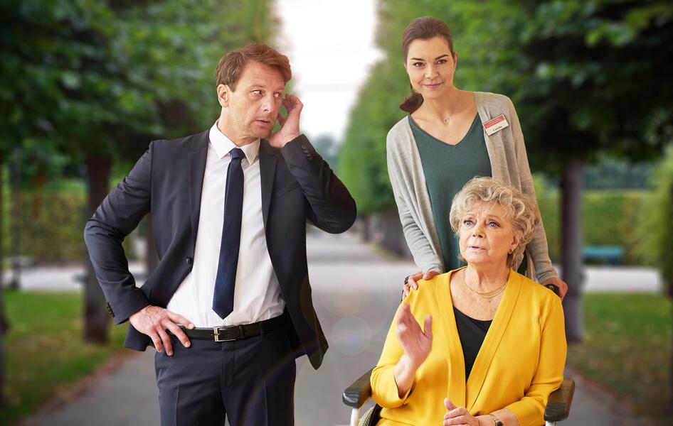 Sechs Richtige und ich mit Hendrik Duryn, Grit Boettcher und Susan Hoecke