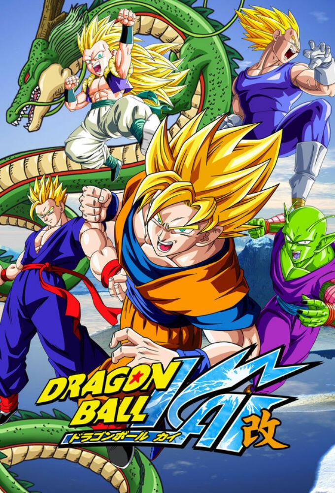 Dragon Ball Z Kai Episoden