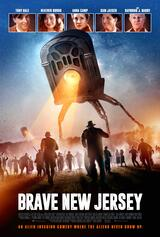 Brave New Jersey - Poster