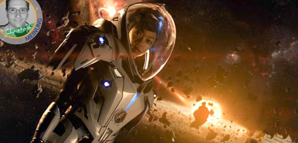Star Trek: Discovery:Sonequa Martin-Green